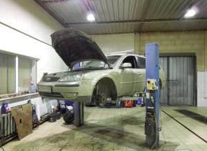 ремонт подвески в Подольске