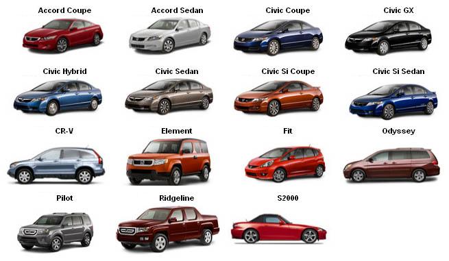 ремонт и обслуживание хонда