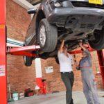 ремонт подвески в автосервисе Подольск