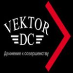 VektorDC Детейлинг Центр логотип квадратн