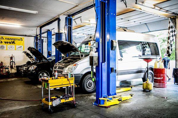ремонт микровавтобусов и фургонов в подольске